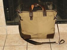 Coach  Large Business Travel Carryon Satchel Tote Bag Purse