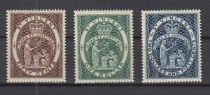 AQ5446/ BRITISH ST VINCENT – SG # 198 / 200 MINT MH