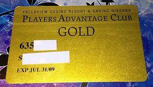 Fallsview Casino Players Advantage Club Membership
