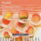 Die besten Konzerte aus La Cetra II von LArte dellArco,Lazari,Guglielmo (2011)
