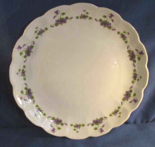 assiette romantica viola autres Empereur porcelaine gâteau Assiette 20cm violette