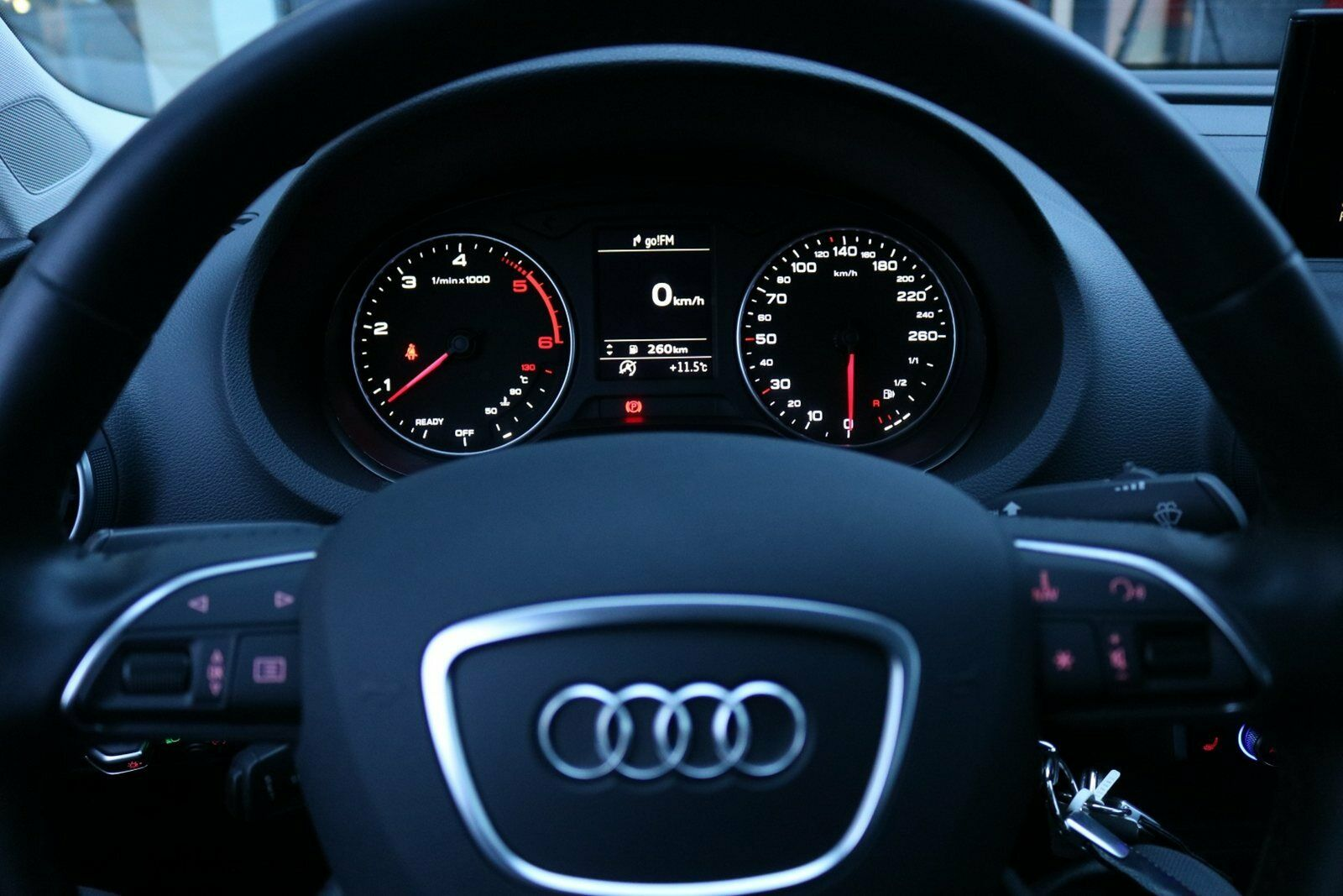 Audi A3 TDi 110 Attraction