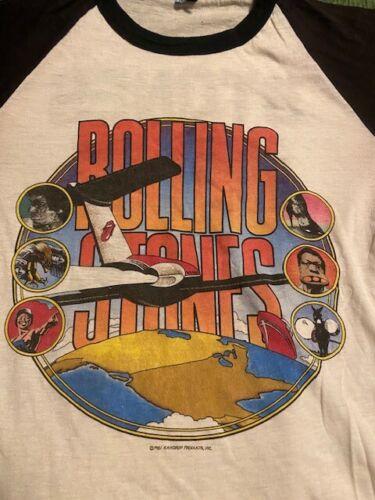 Rolling Stones 1981 Concert T-Shirt