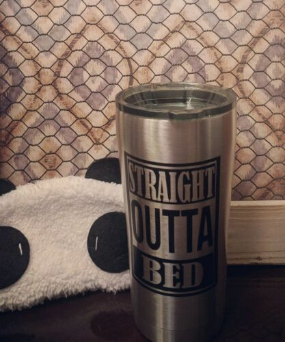 Ozark Trail 20-Oz Personalized Stainless Steel Tumbler Travel Mug Cup