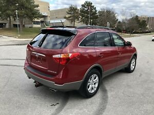 2012 HYUNDAI VERACRUZ 7 PASSENGER!! NO ACCIDENTS!! BLUETOOTH!!