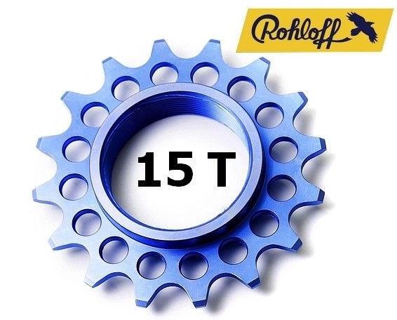 ROHLOFF  1 Ritzel aus TITAN für Getriebsnabe Getriebsnabe Getriebsnabe - Grösse und Farbe zur Auswahl 867c7d