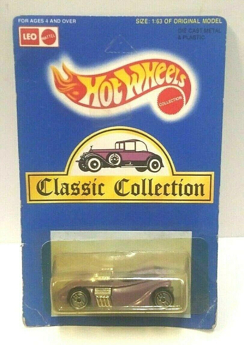 ahorra hasta un 50% Hot Wheels Leo Mattel Colección Classic Twin Molino II muy muy muy difícil de encontrar  más orden