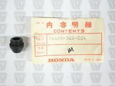1976-77 CJ360 1974-76 Honda CB360 1974-75 CL360 Rubber Plug 14455-369-004 NOS