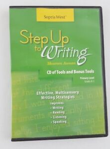 step up to writing tools pdf