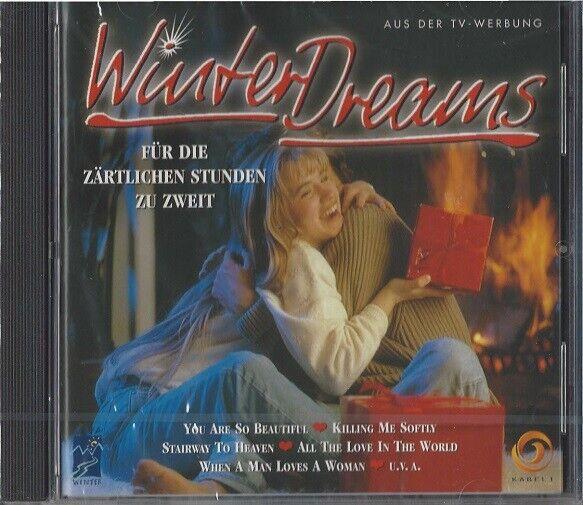 WINTER DREAMS - FÜR DIE ZÄRTLICHEN STUNDEN ZU ZWEIT * NEW CD 1997 * NEU *