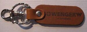 WENGER-of-Switzerland-Leder-Schluesselanhaenger-Keychain-NEU-A58v