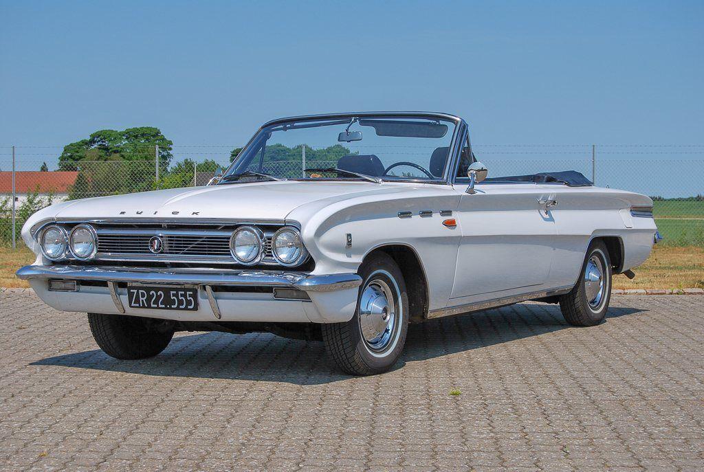 Buick Skylark 3,5 V8 Cabriolet 2d