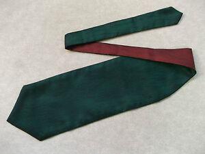 Adroit Garçons Cravate Mariage Cravate Formal Party Une Taille Unique Fin Vert Foncé & Vin-afficher Le Titre D'origine En Voyageant