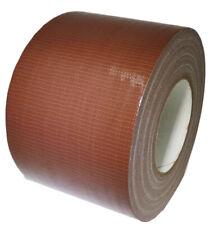 Tru Industrial Duct Tape Waterproof Uv Resistant Dark Brown 3 In X 60 Yd