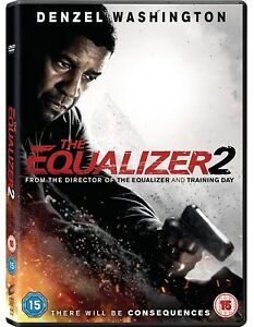 The Equalizer 2 [DVD] 5035822721432