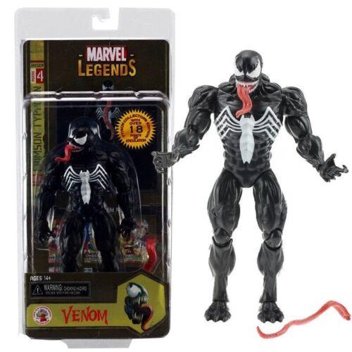 "Marvel Legends Spider-Man Unique Venom Action Figure 7/"" Collectible Toy NEW BOX"