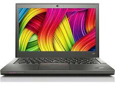 Lenovo ThinkPad X240 i5 1,9GHz 4Gb 500Gb Cam Win7Pro MERCE SERIE-A