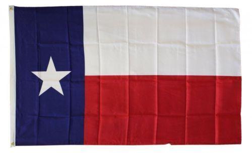 NEW HIGHER QUALITY ULTRA KNIT 3x5/' FLAG TEXAS FLAG 3 x 5 FOOT FLAG