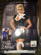Dreamgirl Dr Amanda Sedate Halloween Costume 4522