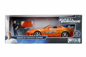 Fast-amp-Furious-1995-Toyota-Supra-1-24-with-Brian-Hollywood-Ride