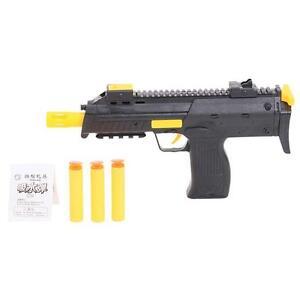 Image is loading Nerf-Gun-Soft-Bullet-Water-bomb-Pistol-Crystal-