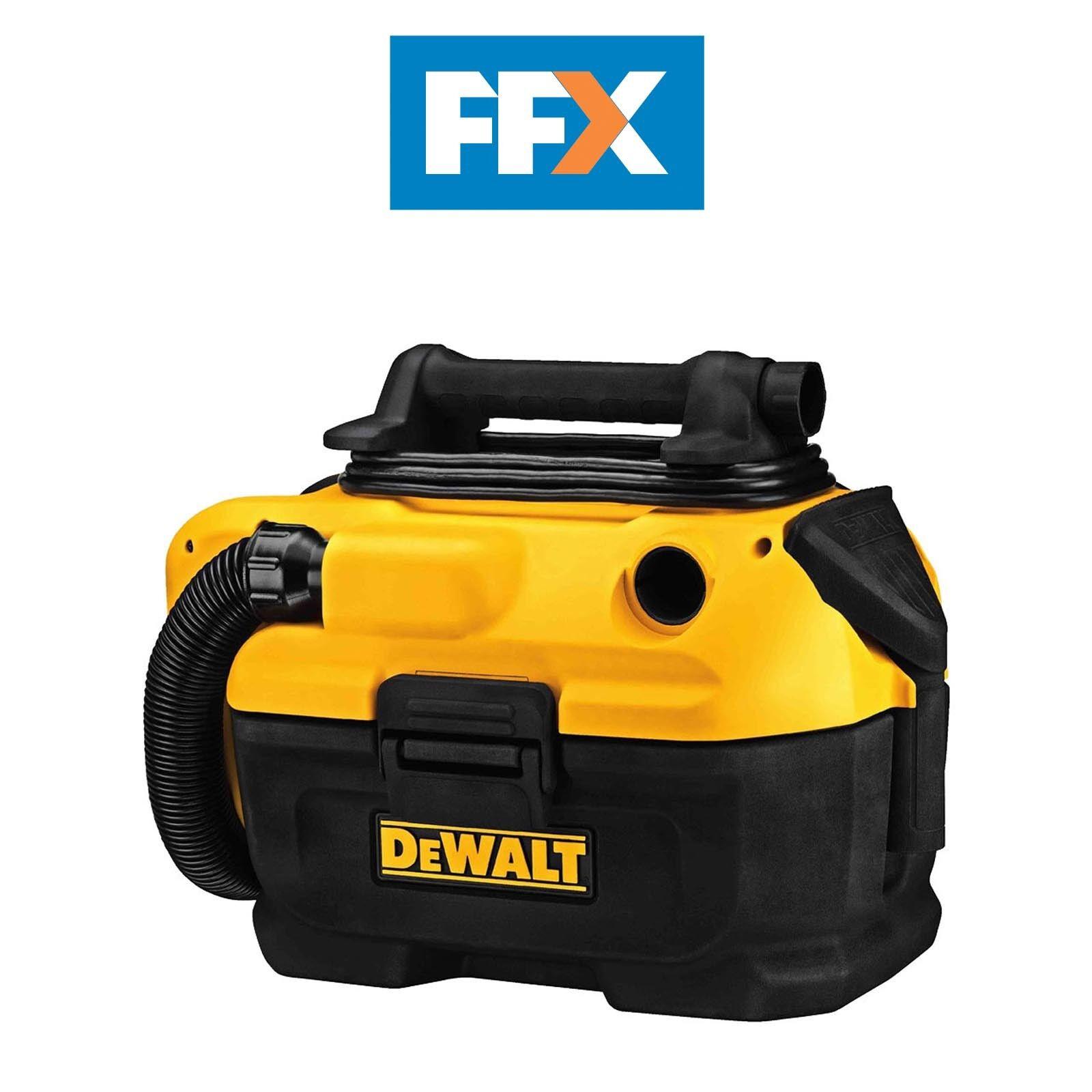 DeWalt DCV584L-GB 18V XR Flexvolt L-Class Vacuum Bare Unit Flex Volt