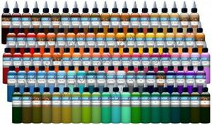 Authentic-Intenze-Tattoo-Ink-1oz-bottles-in-Color-of-your-choice-Made-in-USA