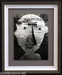 Pablo-PICASSO-Lithograph-LIMITED-Edition-Pochoir-Cat-Ref-C115-Archival-FRAME