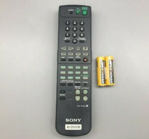 Sony RM-PP402 Audio Remote Control