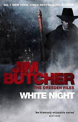 1 of 1 - White Night: The Dresden Case Files by Jim Butcher 2011 P/b Dresden Files #9