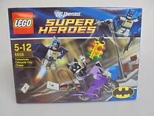 LEGO® Super Heroes Set 6858 Batman jagd Catwoman Neu & Ovp ungeöffnet new