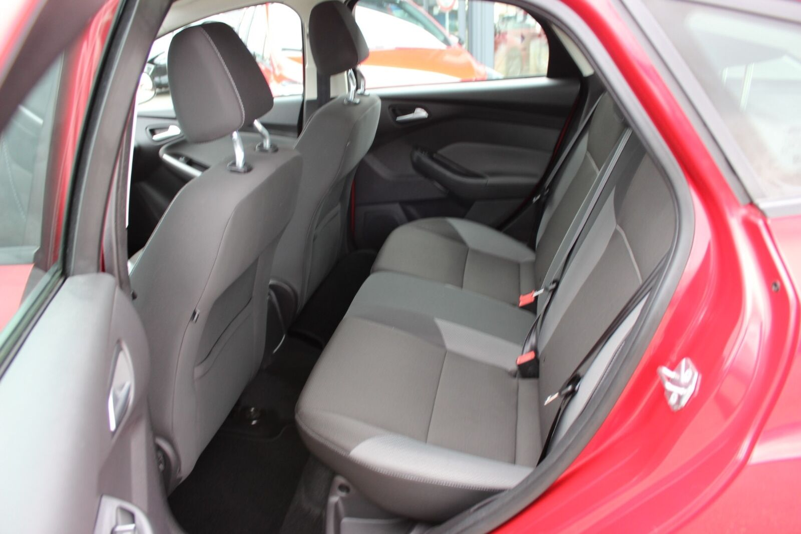 Ford Focus 1,6 Ti-VCT 105 Trend - billede 7