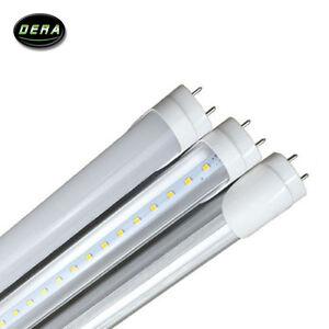 4x 1 1 5ft t8 led fluorescent replacement tube light bulb. Black Bedroom Furniture Sets. Home Design Ideas