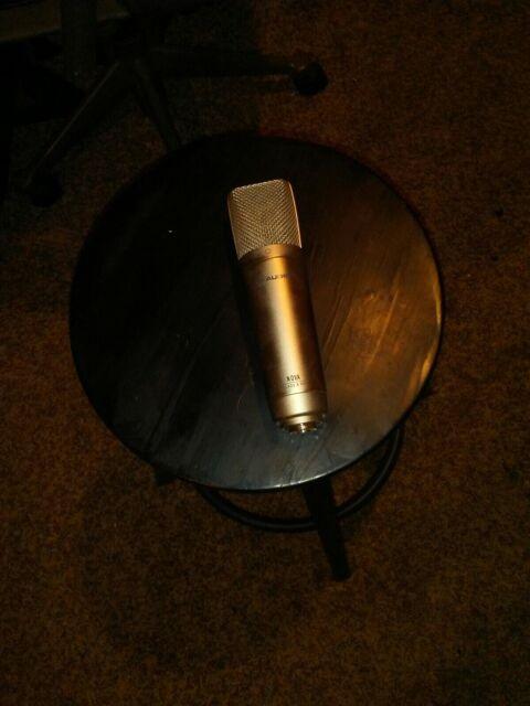 M Audio Nova Large Capsule condenser Microphone
