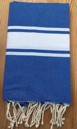 jeter, Fouta Sarong Hammam Serviette coton linge de maison serviette serviette de plage