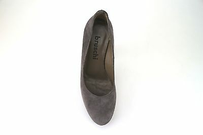 Damen schuhe BRUSCHI 40 pumps grau willdleder AJ660-E