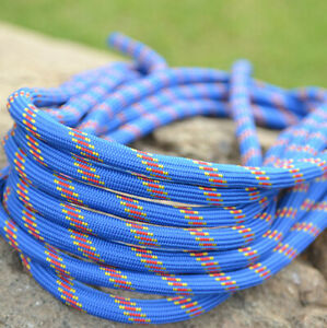 Mountaineering Rock Climbing-Rope Outdoor Safety Rescue Auxiliary 10//15//20//30M