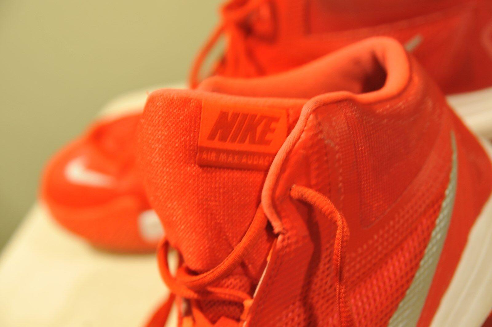 nike air max 749166-601 rosso audicity scarpe possedeva dimensioni 11,5 11,5 11,5 excellen pre - uomini | Prodotti di alta qualità  | Ottima classificazione  | Tocco confortevole  | Sig/Sig Ra Scarpa  049bd4
