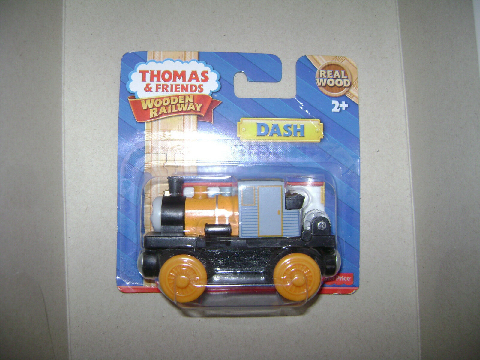 NIB Thomas och vänner Tåg trä DASH trä Y4384 REIröd