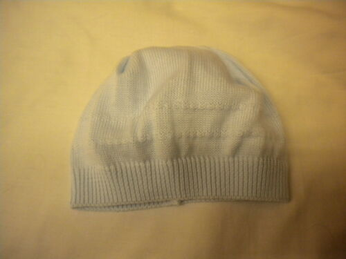 24MTH BLUE PEX BABY BOY OSCAR TYPE PULL ON  HAT NEWBORN