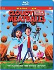 Cloudy With a Chance of Meatballs Blu-ray 2009 US IMPORT - DVD Y2vg The