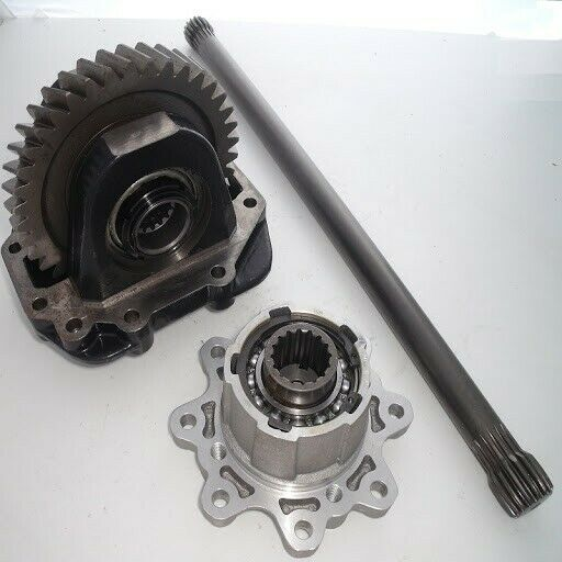 PTO SHAFTS AND HYDRAULIC PUMPS IN STOCK