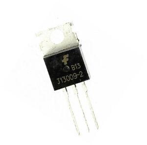 10PCS J13009 J13009-2 T0-220 Transistor FSC NEW