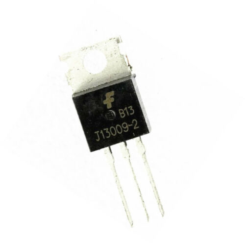 5PCS J13009 J13009-2 T0-220 Transistor FSC NEW