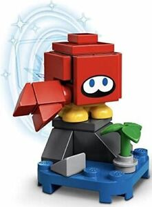 LEGO-Super-Mario-Serie-2-huckit-GRANCHIO-5-caratteri-Pack-71386-con-sacchetto