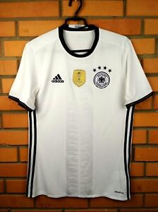 Germany Jersey 2016 Home SMALL Shirt AI5014 Football Adidas Soccer Maglia
