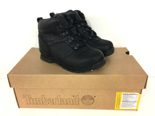 Timberland toddlers 42887 2.0 euro sprint black hiker boots shoes new