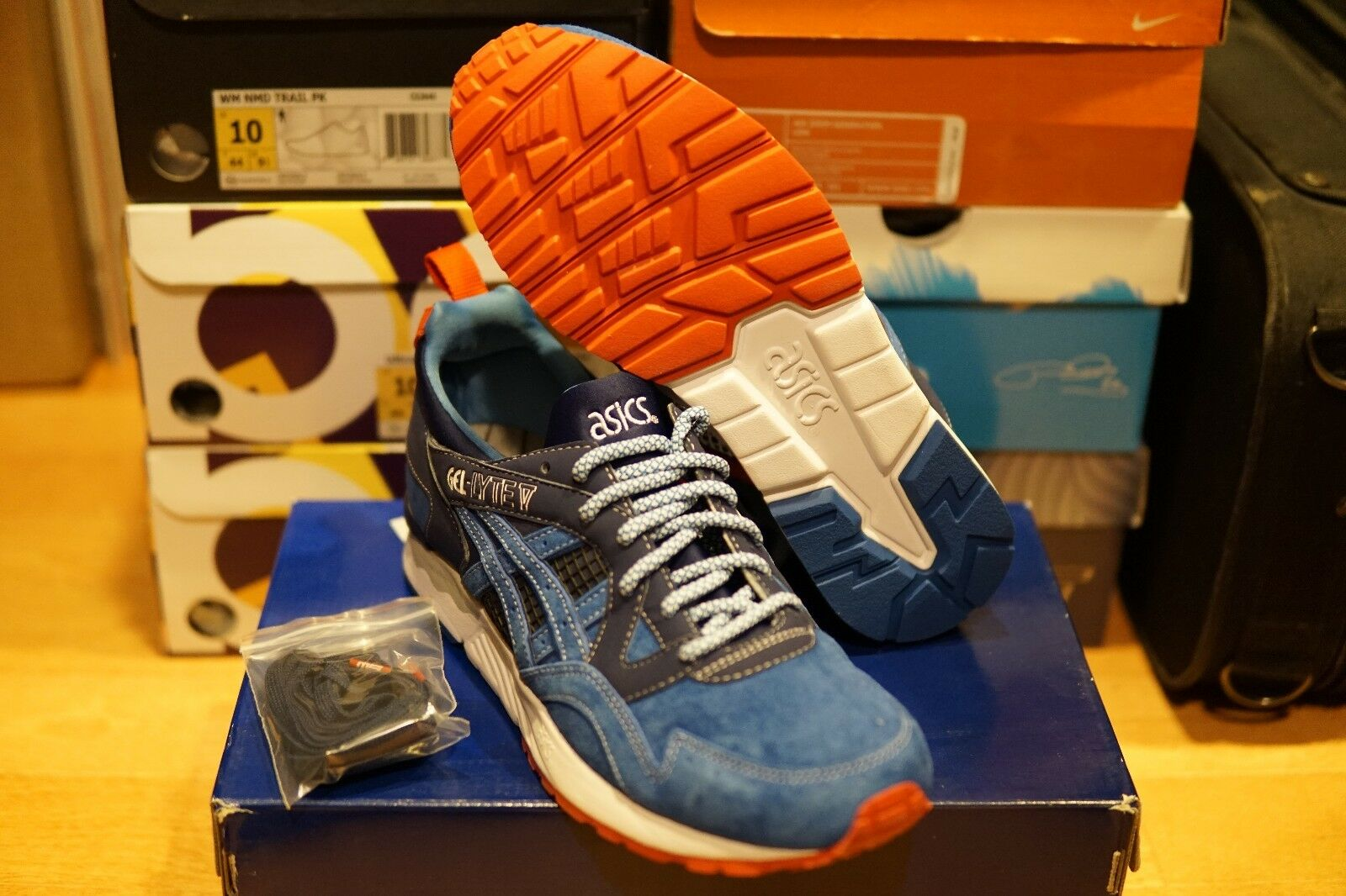 NEW Asics x Mita Gel Lyte V