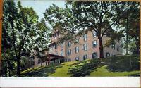 1905 Auburndale, MA Postcard: Lasell Seminary - Massachusetts Mass
