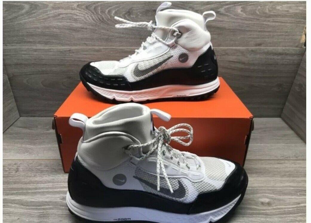 Nike Air Zoom Sertig '16 Weiß Waterproof UNISEX  26.5 cm US 8.5, UK 7.5 EUR 42